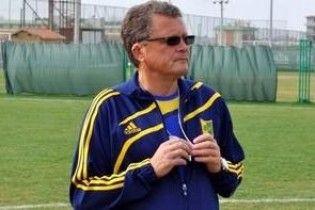 Керманич збірної України просить Прем'єр-лігу не проводити матчі у спеку