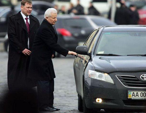 Президентський прийом Віктора Януковича