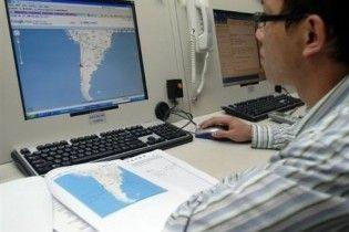 Америці загрожує потужне цунамі через землетрус в Чилі
