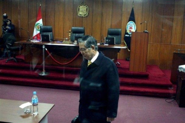 Дочка екс-президента Перу вийшла заміж у в'язниці