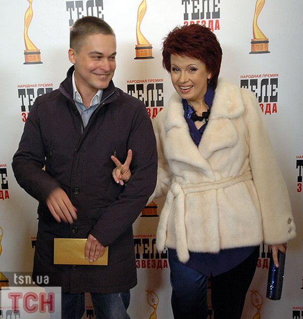 Латойя Джексон отримала українську зірку