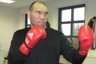 Валуєв погодився битися з Віталієм Кличком за 2,5 мільйона