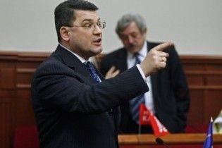 Однопартієць Луценка пішов до Балоги
