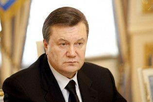 Янукович урізав Шевченківську премію на 40 тисяч