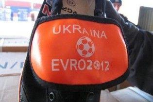 У Польщі затримано китайську контрабанду з символікою Євро-2012