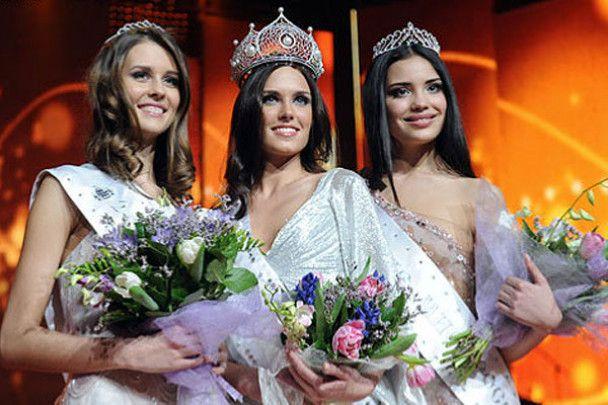 У Москві обрали Міс Росію 2010