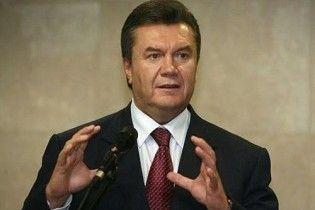 Янукович має намір побудувати в Україні три атомні реактори за участю Росії