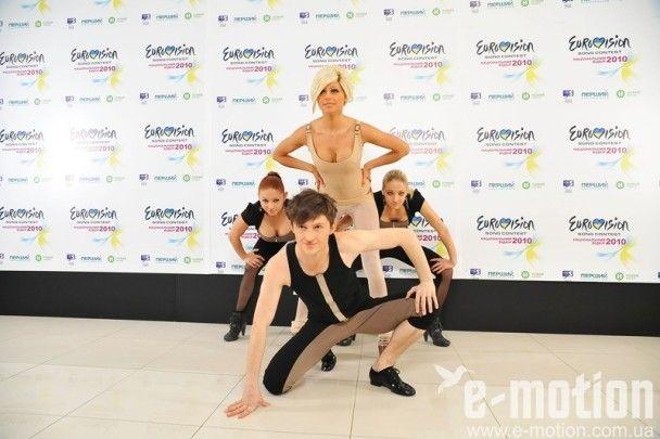 Alyosha представить Україну на Євробаченні - 2010