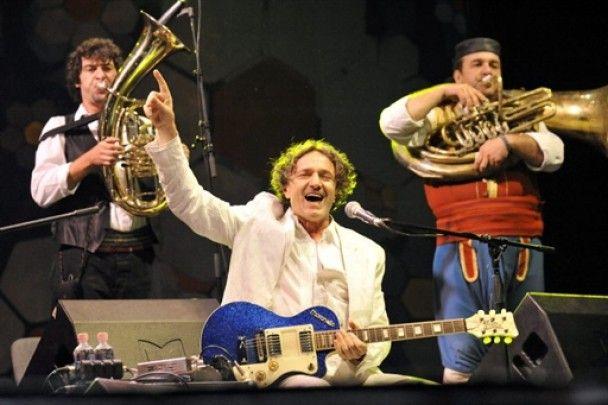Горан Брегович святкує 60-річчя