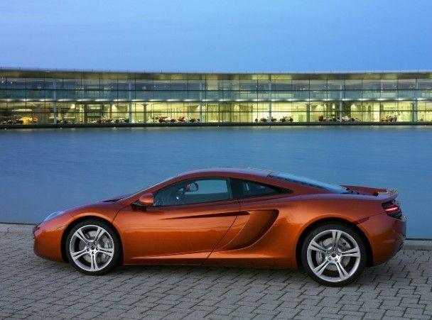 """McLaren випустив """"болід F1 для звичайних доріг"""""""