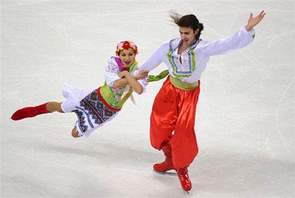 Чемпіонат фігуристів у Турині