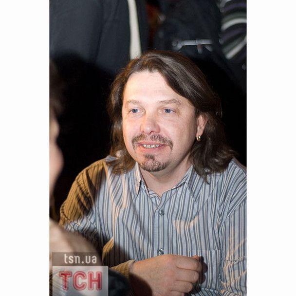 Олег Скрипка відкрив джаз-кабаре у Києві