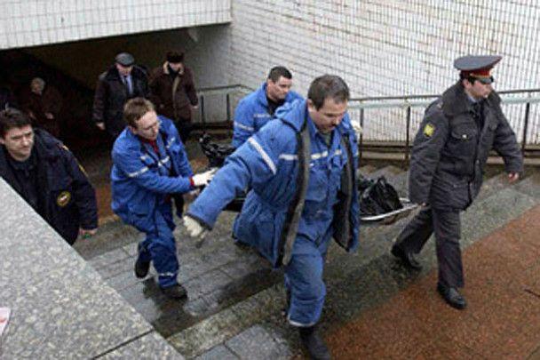 У центрі Москви в метро пролунали вибухи: десятки загиблих