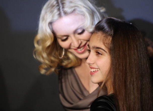 Мадонна з донькою Лурдес створили колекцію одягу