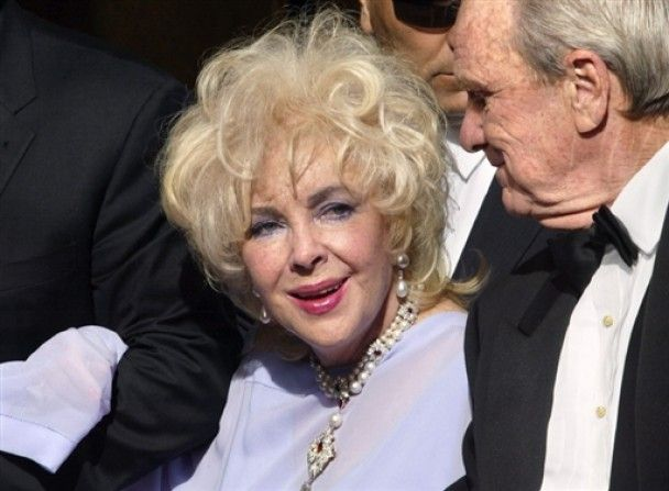 Померла голлівудська зірка Елізабет Тейлор