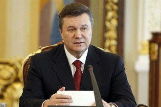 Янукович пообіцяв Європі, що газових криз більше не буде