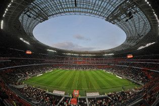 """УЄФА: """"Донбас Арена"""" - це фантастика, чого не скажеш про Донецьк"""