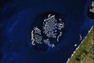 У Дубаї оголосили розпродаж відразу трьох островів