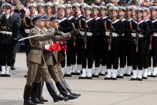 Військо Польське прибуде на парад в Москву