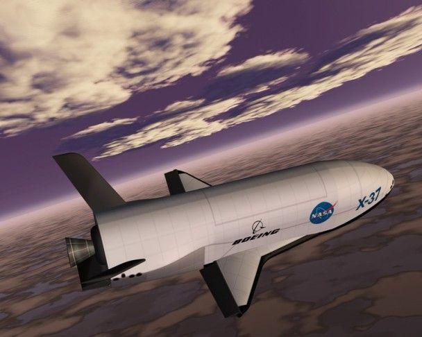 США запустили безпілотний військовий космічний корабель