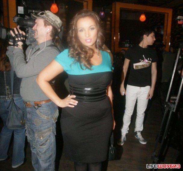 Анфіса Чехова оприлюднила у соцмережі інтимне фото