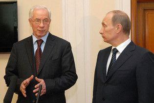 Азаров у п'ятницю зустрінеться з Путіним в Сочі