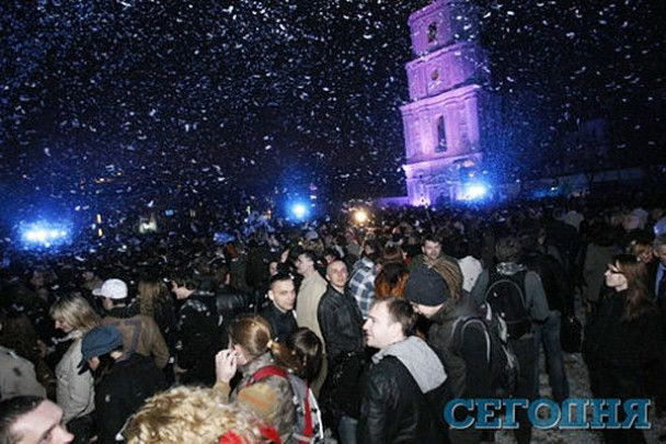 У Києві зустріли французьку весну