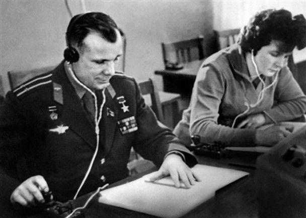 День космонавтики: він був першим