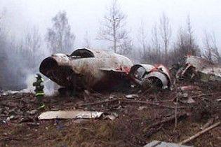 Польща оприлюднить результати розшифровки чорних скриньок літака Качинського