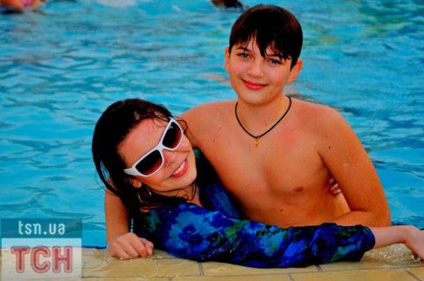 Ірина Білик на день народження орендувала яхту у Єгипті