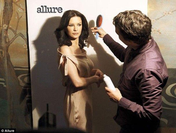 Кетрін Зета-Джонс зніме фільм про свою хворобу