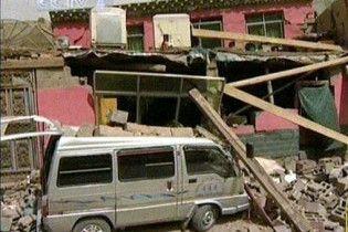 У китайському повіті сталося 100 землетрусів за три дні
