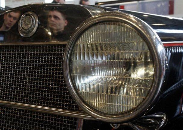У Києві відкрилася унікальна виставка ретро-автомобілів