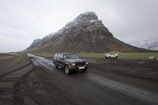 Активність ісландського вулкану значно знизилася