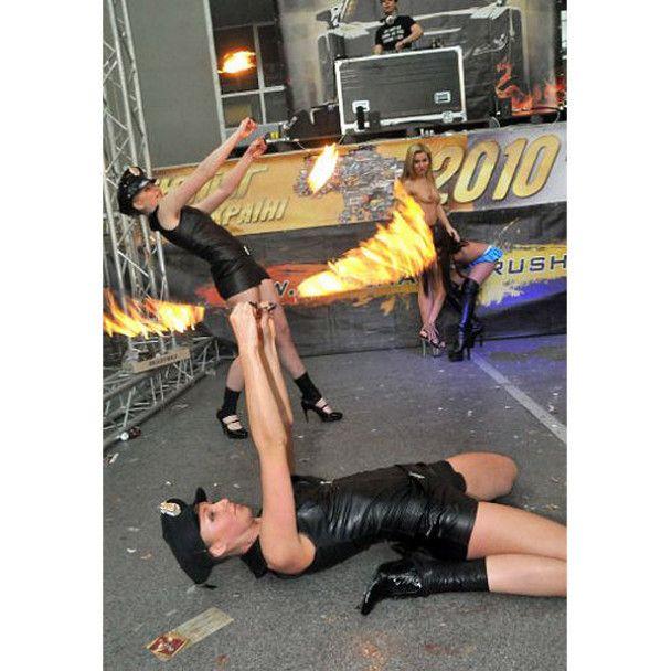 Гарячі тачки і дівчата: Tuning Fest у Харкові