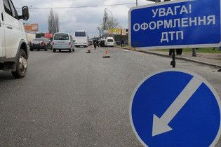 За аварію з кортежем Януковича розрахувалася таємнича приватна особа