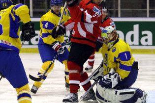 Україна програла матч за вихід в еліту світового хокею