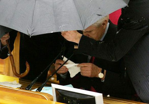 Засідання ВР, 27 квітня 2010