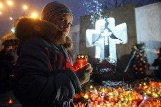 Кабмін виділив 4 млн гривень на пам'ятник жертвам Голодомору у Вашингтоні