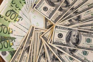 Офіційний курс валют на 1 вересня