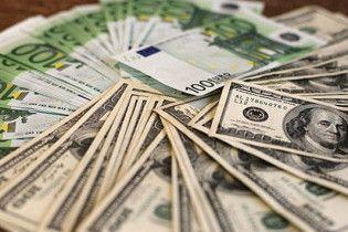 В Україні подорожчало євро