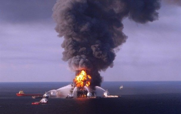 """Катастрофа у Мексиканській затоці стала для американців """"нафтовим Чорнобилем"""""""