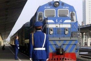 Кім Чен Ір на своєму бронепоїзді прибув до Росії