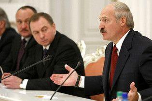 """Лукашенко не визнав боргу Білорусі перед """"Газпромом"""""""