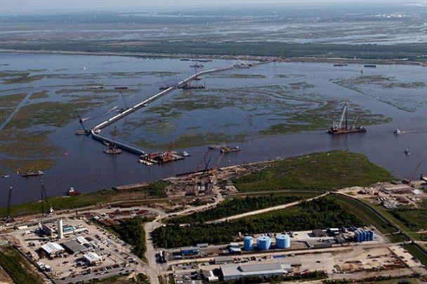 Нафтова катастрофа у Мексиканській затоці стала найбільшою за історію США