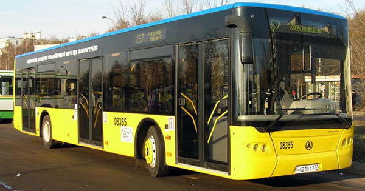 фото автобусів