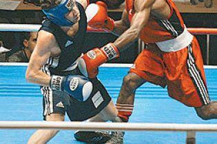 Бокс: Україна проти Куби