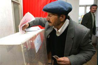 Закрито виборчу дільницю