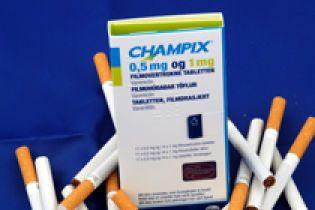 Новий засіб проти куріння