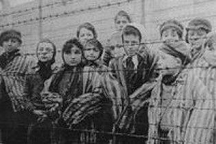 В Ужгороді відкрили памятник жертвам Голокосту